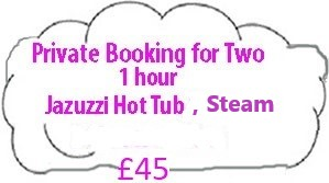 Private Booking for Two